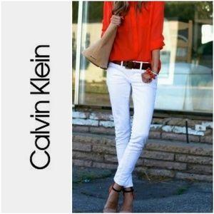 Calvin Klein  Skinny Crop Jeans